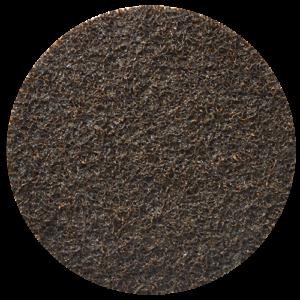 2323 - Disco de fibra café Grano grueso