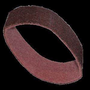 2327 - Banda de fibra marrón grano Mediano