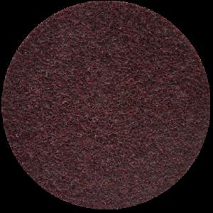 2328 - Disco de fibra marrón Grano medio