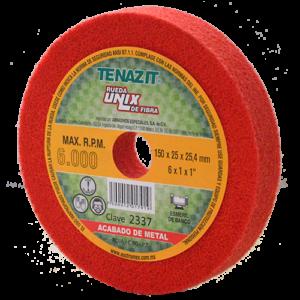 2337 - Rueda roja Unix