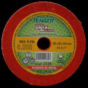 2338 - Rueda roja Unix