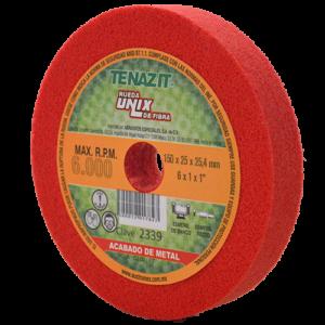 2339 - Rueda roja Unix