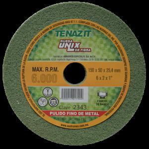 2343 - Rueda verde Unix