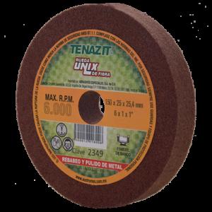 2349 - Rueda marrón Unix