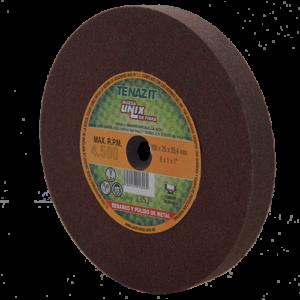 2352 - Rueda marrón Unix