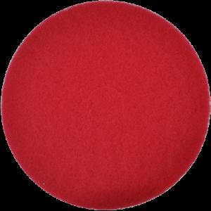 "2429 - Disco de fibra de 19"" rojo"