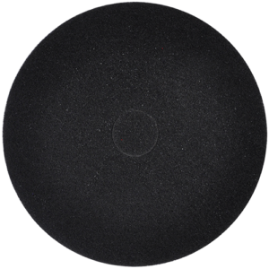 "2431 - Disco de fibra de 19"" negro"