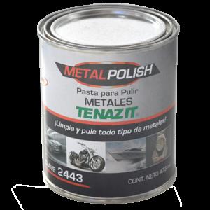 2443-Pasta Para Pulido de Metal en Lata de 473 ml