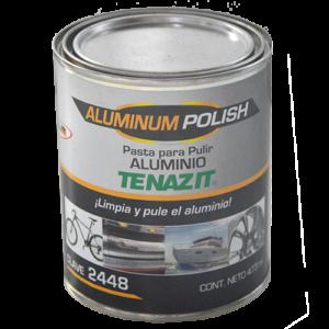 2448- Pasta Para Pulido de Aluminio en Lata de 473 ml