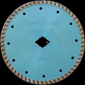 2503 - Disco de diamante azul turbo Easy-cut
