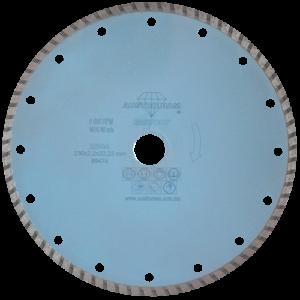 2504 - Disco de diamante azul turbo Easy-cut