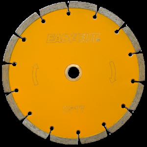 2517 - Disco de diamante amarillo segmentado Easy-cut Cantera
