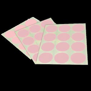 2525 - Disco de lija autoadherible PSA rosa