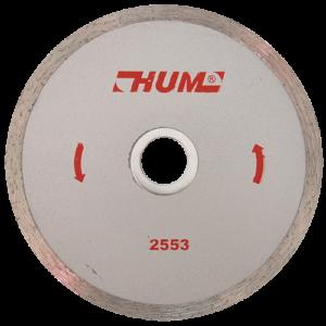 2553 - Disco de diamante rin continuo HUM
