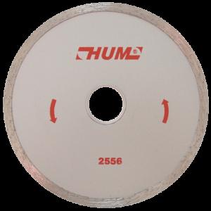 2556 - Disco de diamante rin continuo HUM