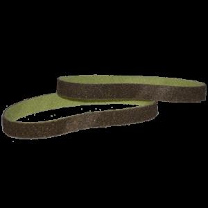 2607 - Banda de fibra café grano Grueso