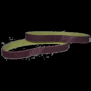 2608 - Banda de fibra marrón grano Mediano