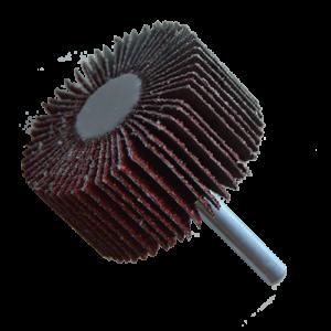 2614 - Rueda flap Chip-cut con vástago grano 40
