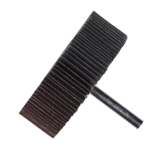 2619 - Rueda flap Chip-cut con vástago grano 60