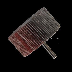 2626-Rueda Flap Chip-cut con Vástago Grano 120