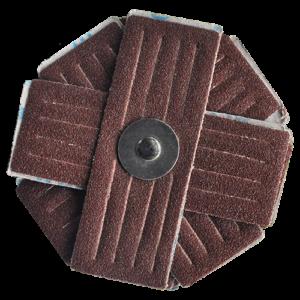 2647- Estrella de Lijado con Vástago Integrado Grano 100
