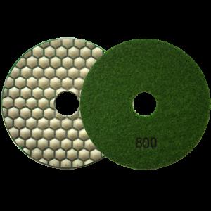 2674 - Pad de diamante Pulido en seco grano 800