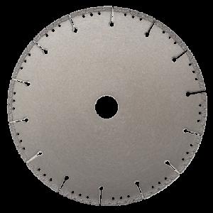 2687 - Disco de diamante segmentado Soldado al vacio Metal