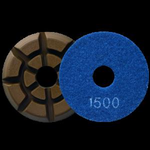 2725 - Pad de diamante Pulido de pisos de concreto grano 1500