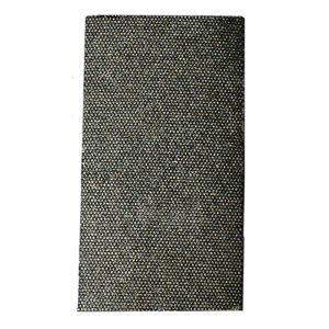 2734 - Hoja de diamante flexible Negra grano 120