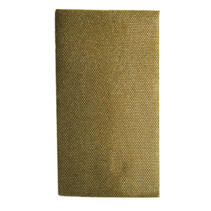 2736 - Hoja de diamante flexible Amarilla grano 400