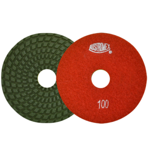 2871 - Pad de diamante Pulido en humedo Easy-cut grano 100