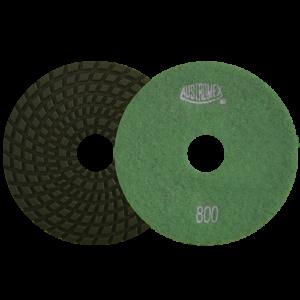 2874 - Pad de diamante Pulido en humedo Easy-cut grano 800