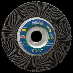 2905- Rueda Flap Easy-cut Plus Grano 80