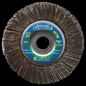 2911- Rueda Flap Easy-cut Plus Grano 36