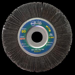 2915- Rueda Flap Easy-cut Plus Grano 80