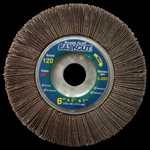 2917- Rueda Flap Easy-cut Plus Grano 120