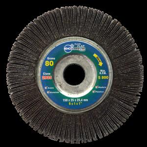 2935-Rueda Flap Easy-cut Plus Grano 80