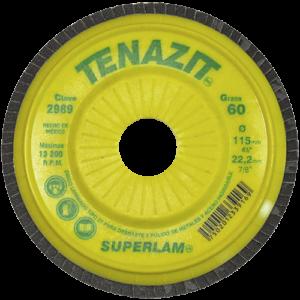 2989 - Disco laminado SUPERLAM grano 60