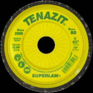 2990 - Disco laminado SUPERLAM grano 80