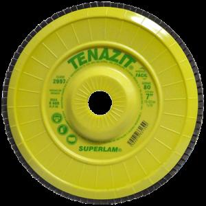 2997 - Disco laminado SUPERLAM grano 80