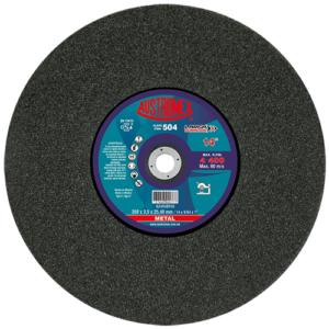 504 - Disco para corte de metal