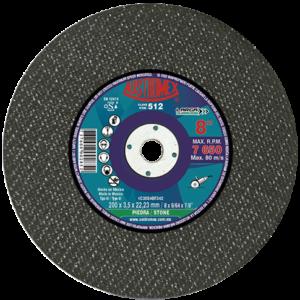512 - Disco para corte de piedra