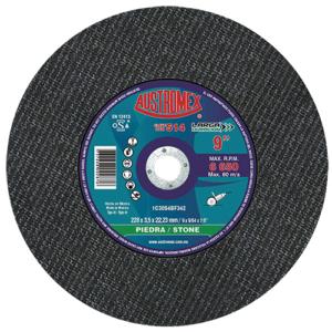 514 - Disco para corte de piedra