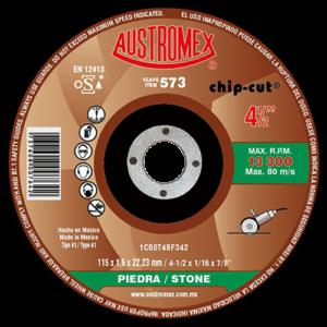 573 - Disco para corte de piedra