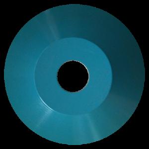 590-Rueda de Diamante Superabrasiva 12A2 Oro Concentración 100