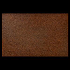 602 - Almohadilla de fibra canela