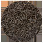 632 - Disco de fibra café Grano grueso