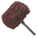 672 - Esfera de fibra Grano medio