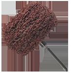 673 - Esfera de fibra Grano fino