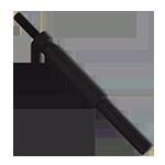 674 - Adaptador Metálico para Montar los Rehiletes de Fibra